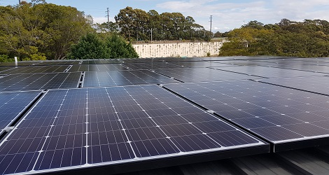 Gordon Residential 10 4kw Rooftop Pv Atlas Renewables